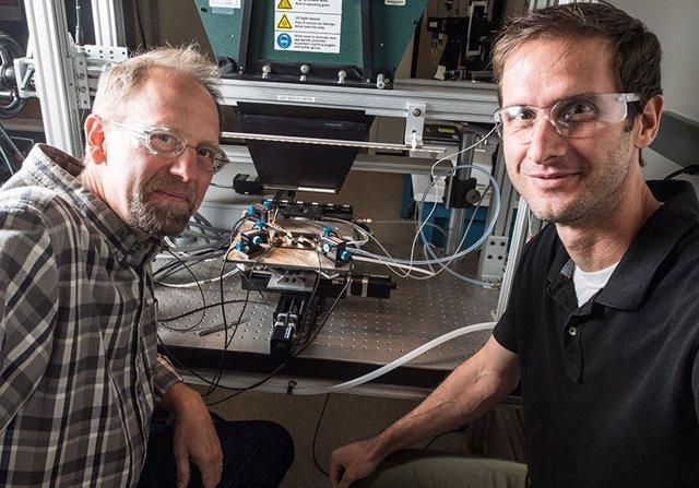 Nuevo récord mundial de eficiencia en células solares