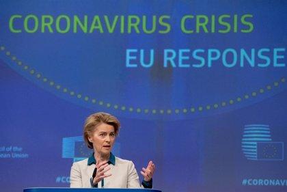 """Coronavirus.- La UE pide a los 27 coordinar una salida """"gradual"""" del confinamiento pero asume que no será """"idéntica"""""""