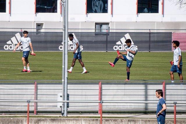 Fútbol.- Un virólogo alemán avisa de los problemas de un positivo en un jugador