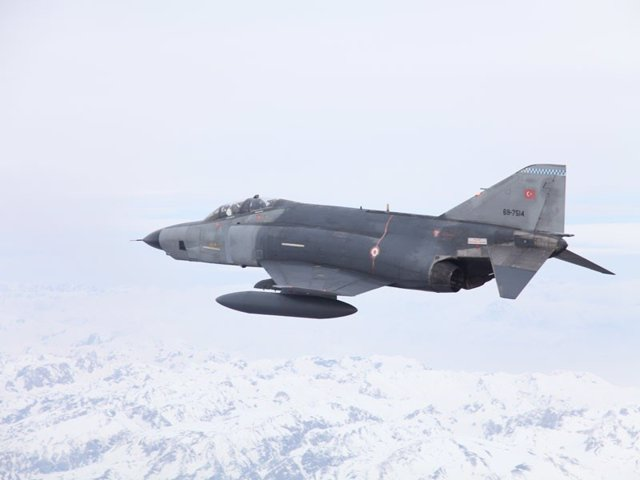"""Turquía.- Turquía """"neutraliza"""" a seis supuestos miembros del PKK en operaciones"""