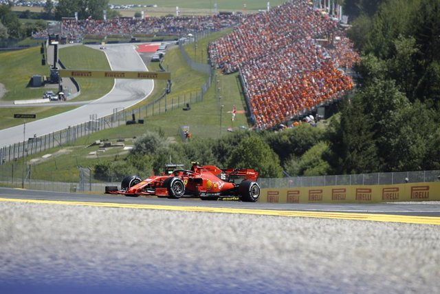 Fórmula 1.- El Gobierno de Austria da luz verde al Gran Premio del 5 de julio