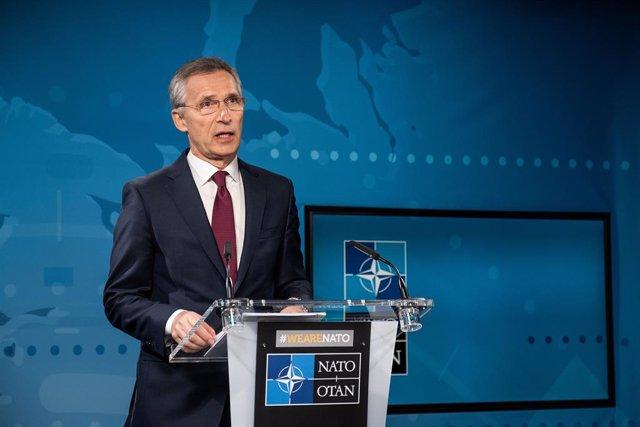 Coronavirus.- La OTAN ve clave proteger infraestructuras e industrias para estar