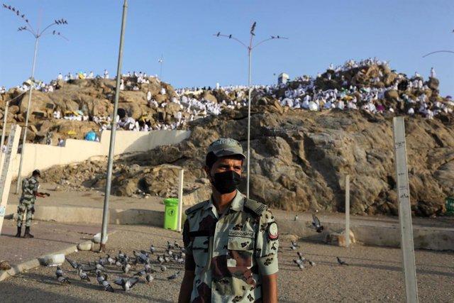 A.Saudí.- Arabia Saudí dice haber matado a un hombre buscado por las autoridades