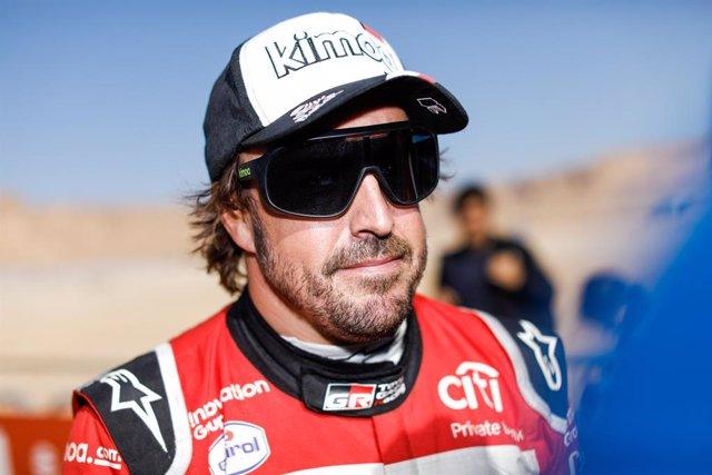 """Motor.- Alonso, sobre las declaraciones de Del Bosque: """"Nunca me sentí aludido"""""""