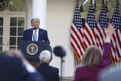 EEUU.- Trump amenaza con parar el Congreso y el Senado si no se aprueban sus nominados para puestos de la Administración