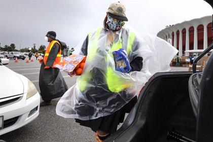 AMP.-Coronavirus.-El alcalde de Los Ángeles avisa de que podría no haber concentraciones masivas en la ciudad hasta 2021