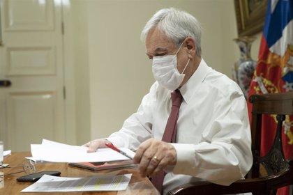 Coronavirus.- Piñera presenta un proyecto de ley con sanciones más duras para quienes violen la cuarentena en Chile