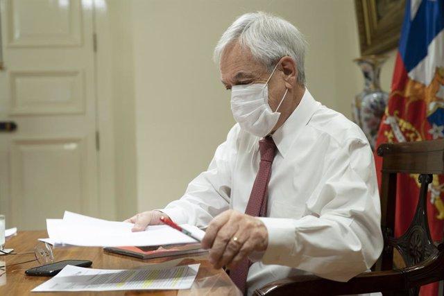 Coronavirus.- Piñera presenta un proyecto de ley con sanciones más duras para qu