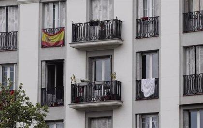 Las búsquedas de vivienda con balcón y jardín se disparan un 40% en las últimas semanas, según Fotocasa