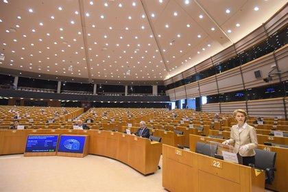Coronavirus.- Von der Leyen dice que la UE necesita un Plan Marshall de inmediato y señala al presupuesto común