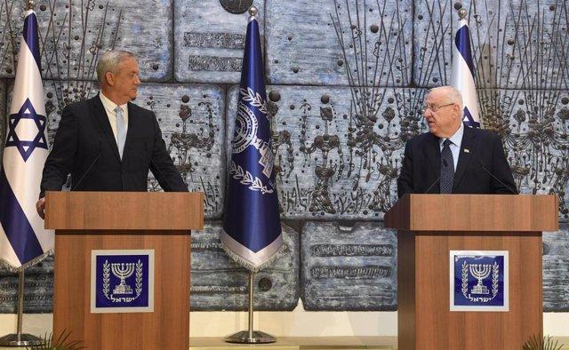 Israel.- El presidente de Israel encarga al Parlamento la formación de Gobierno