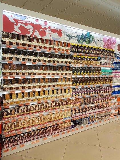 Mercadona duplica las ventas diarias en tiendas de tintes para el pelo por el confinamiento