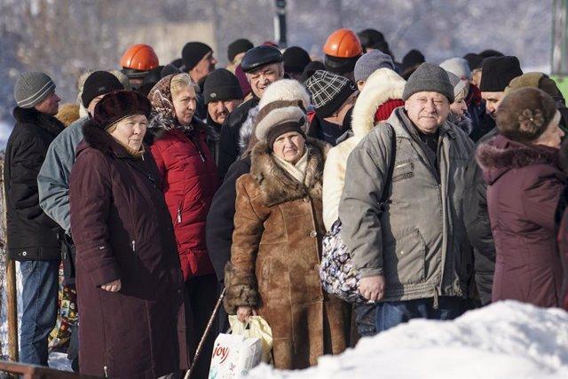 Ucrania.- Bruselas moviliza 13 millones para los damnificados por la guerra en e