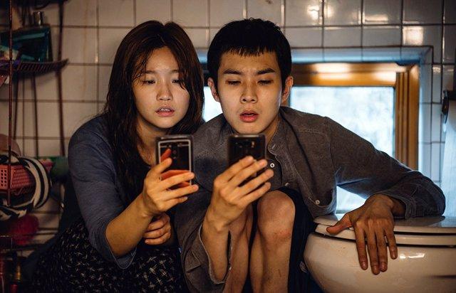 Parásitos de Boong Joon Ho