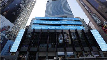 Morgan Stanley gana un 32% menos en el primer trimestre, hasta 1.462 millones