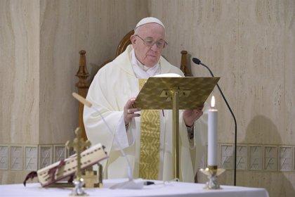 Papa Francisco.- El Papa saldrá este domingo del Vaticano para celebrar misa en una iglesia de Roma