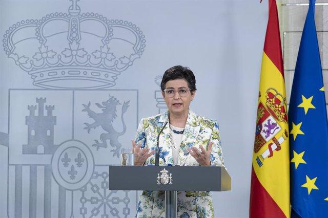 Coronavirus.- España lamenta que EEUU deje de financiar a la OMS y espera que re