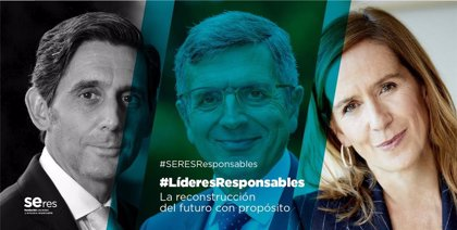 Álvarez-Pallete (Telefónica) y Marieta Jiménez (Merck) abordan retos  futuros en #LíderesResponsables de Fundación SERES