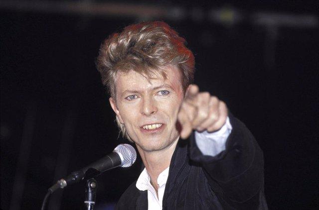David Bowie's Glass Spider Tour In Sydney