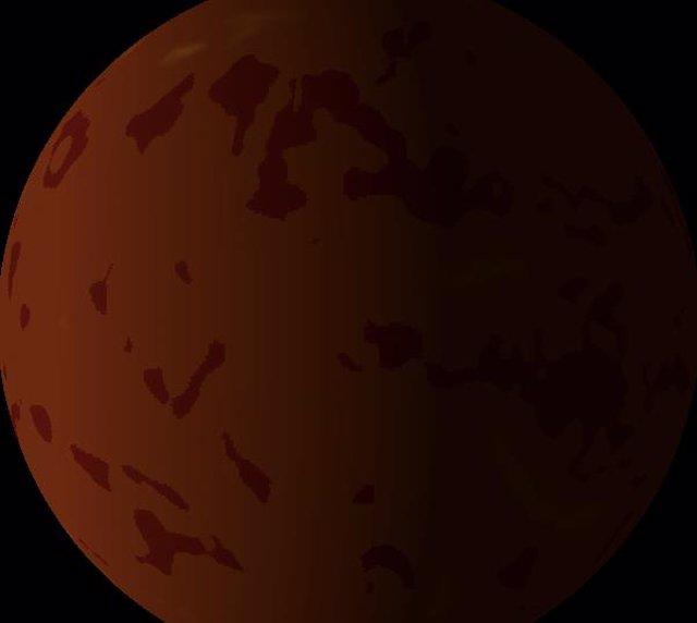 Un sistema solar compacto con seis planetas orquestados