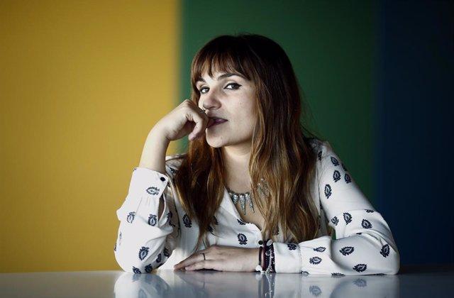 La cantautora española Rozalen