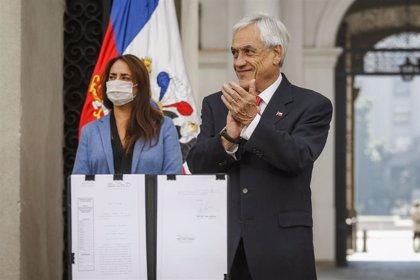 Coronavirus.- Piñera promulga la polémica ley para liberar presos que exceptúa a los condenados por lesa humanidad