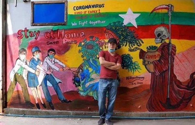 Coronavirus.- Birmania amnistía a 25.000 presos mientras constata una ausencia d
