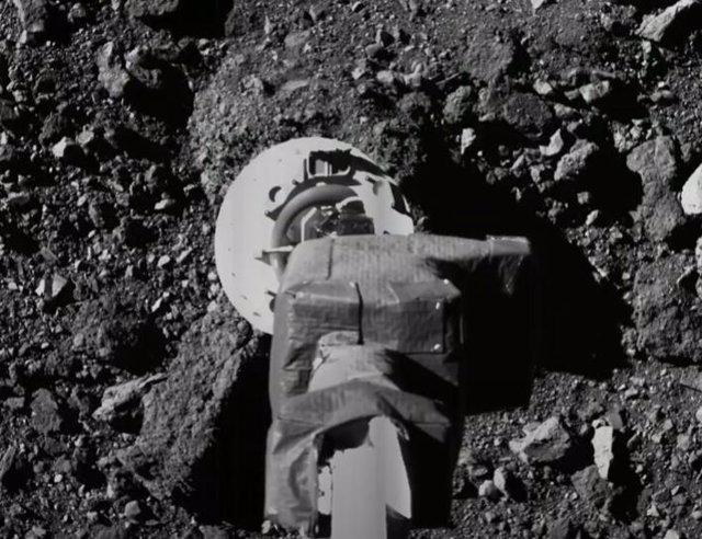 VÍDEO La audaz aproximación de la nave OSIRIS-REx al asteroide Bennu