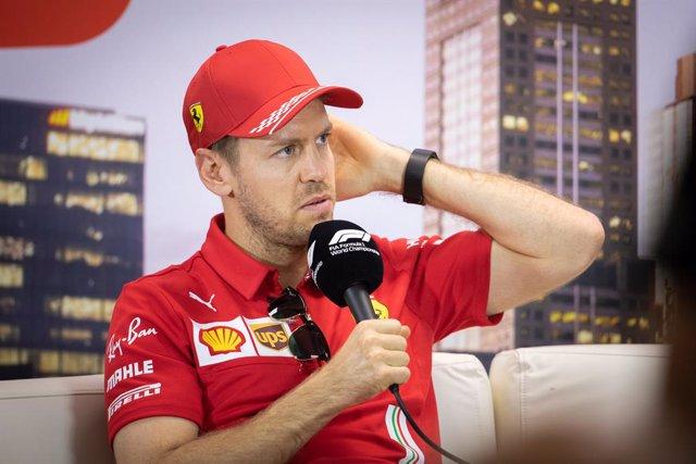 "Fórmula 1.- Vettel: ""A nadie le gusta competir frente a tribunas vacías"""