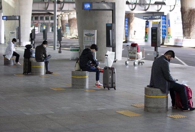 Coronavirus.- Corea del Sur investiga un aumento del número de recaídas por el c