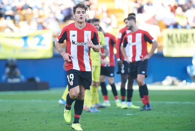 "Fútbol.- Ibai Gómez: ""Este año sacamos la gabarra, seguro"""