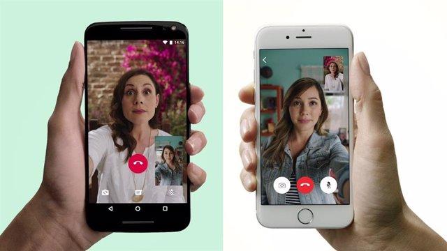 WhatsApp prepara las llamadas grupales con más de cuatro participantes