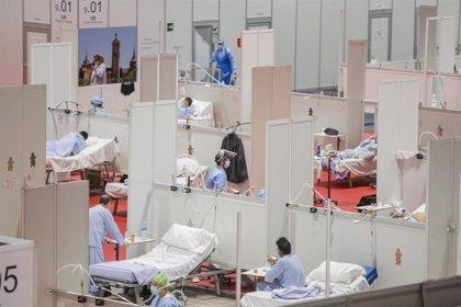 España suma 585 muertes de Covid-19 en 24 horas: los casos mantienen el repunte
