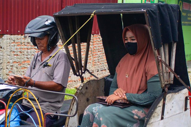 Coronavirus.- Indonesia ya es el país del sureste de Asia con más contagios bajo