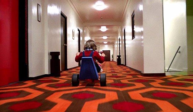 Imagen de la película El resplandor