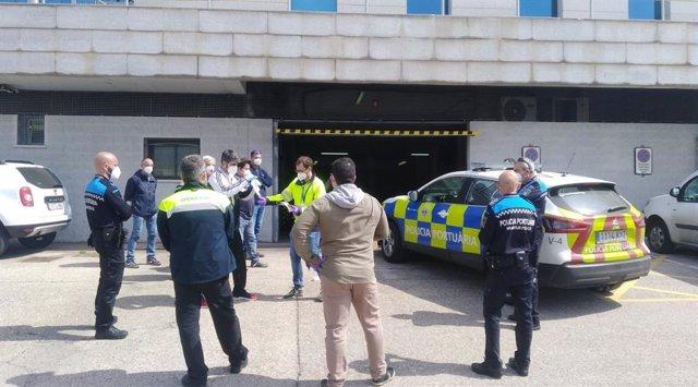 El Puerto de Tarragona adquiere dos cañones de ozono para desinfectar vehículos