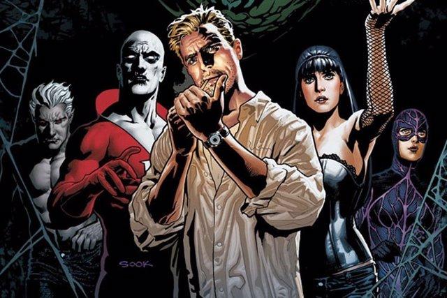 Liga de la Justicia Oscura de DC comics