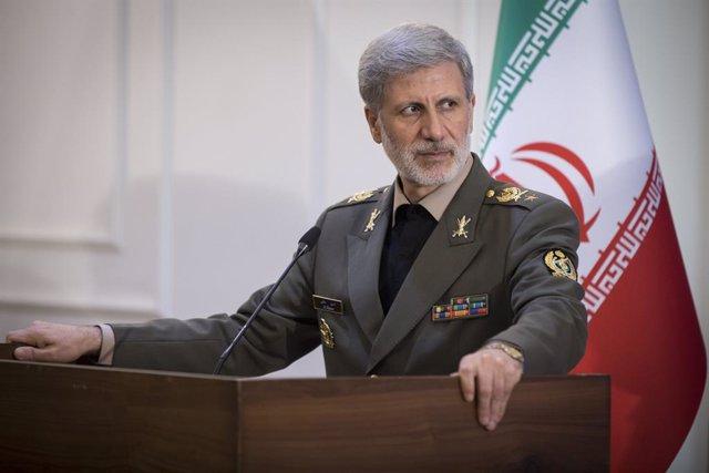 """Irán/EEUU.- Irán recalca que es la presencia """"ilegal"""" de EEUU en el golfo Pérsic"""