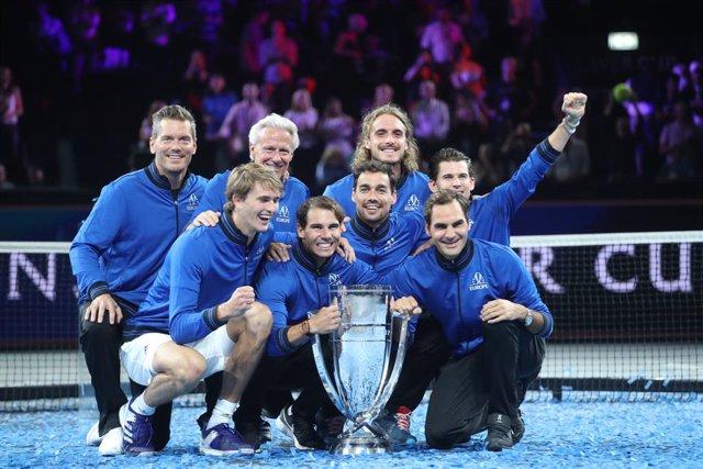 Tenis.- La próxima edición de la Laver Cup se pospone hasta septiembre de 2021