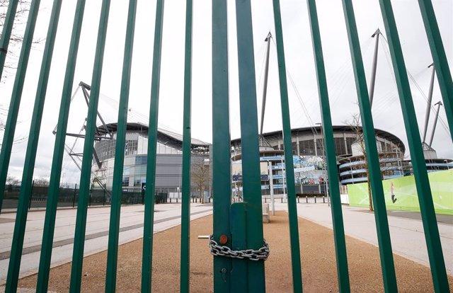 Fútbol.- La Premier se compromete a terminar la liga sin fecha límite
