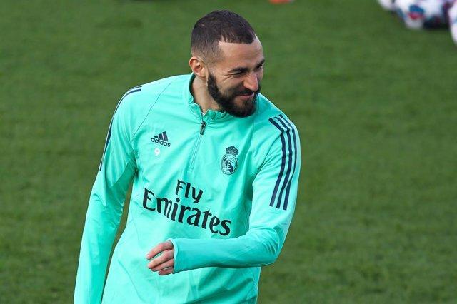 """Fútbol.- Benzema: """"Tengo muchas cosas por hacer en el Real Madrid"""""""