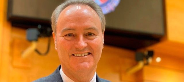 El expresidente de la Generalitat valenciana y senador territorial por la Comunitat Valenciana, Alberto Fabra, en una imagen reciente.
