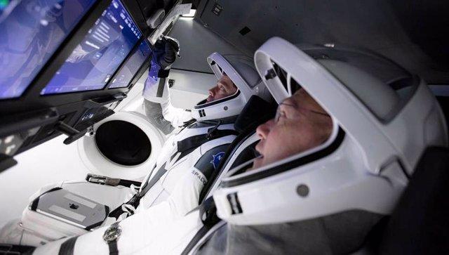 EEUU volverá a transportar astronautas a la Estación Espacial el 27 de mayo