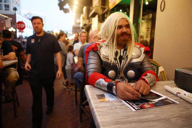 Comic-Con de San Diego en 2018