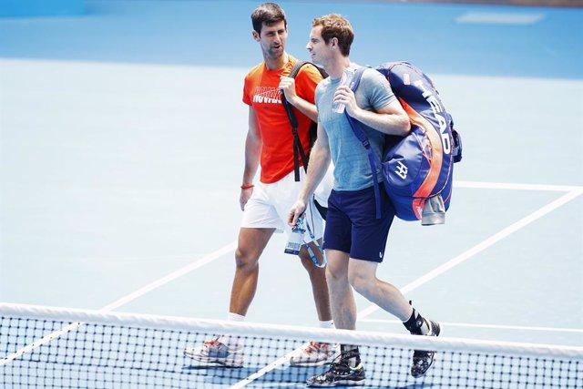 Tenis.- Djokovic y Murray crean su tenista perfecto y debaten sobre el mejor de