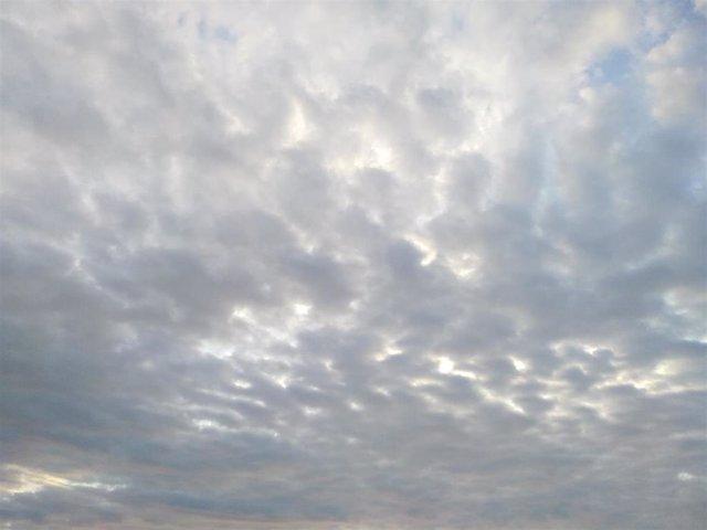Cielos nubosos