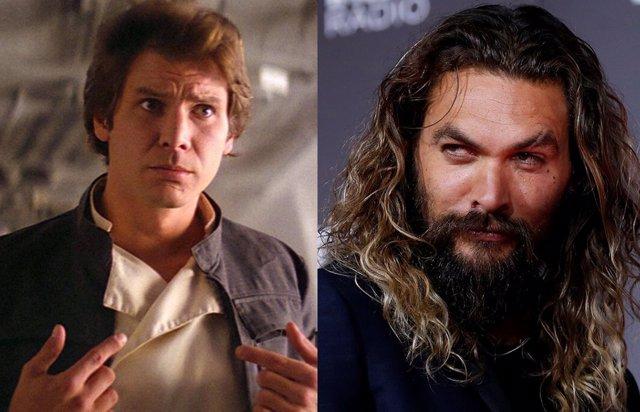 Jason Momoa compara su personaje en Dune con Han Solo de Star Wars