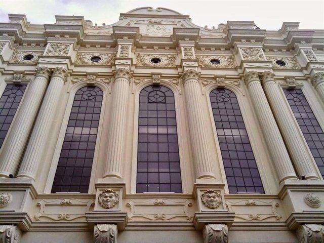 Fachada Gran Teatro de Huelva