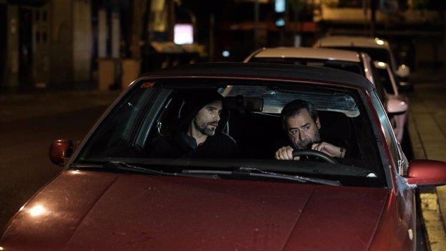 Fotograma de la película 'La estrategia del pequinés', del realizador canario Elio Quiroga