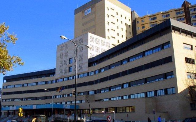 Hospital Clínico de Zaragoza.